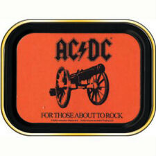 COOL AC/DC FOR THOSE ABOUT TO ROCK LARGE STASH TIN