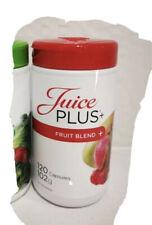 Juice Plus Fruit Blend 120 Capsules Brand New Sealed Bottle