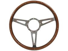 Volante S9 Classic Wood Sebring Style Steering Wheel | Riveted