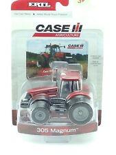 1/64 ERTL CASE IH MAGNUM 305 4WD TRACTOR W/ F DUALS & R TRIPLES