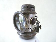 Lanterne à huile sans marque Lampe vélo ancien bicycle lamp oil fahrradlampe