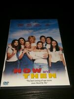 Now And Then (DVD, 1999) Christina Ricci Thora Birch Demi Moore Gaby Hoffmann