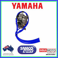 YAMAHA YZF426 SAMCO CARBY OVERFLOW BREATHER HOSE CARBURETTOR KIT BLUE YZF 426