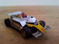 Renault #15 Michelin Slot Car (untested, for parts or repair)