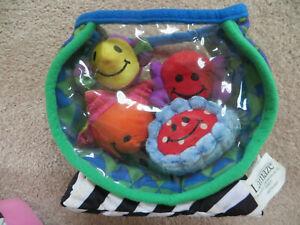 Lamaze Fishbowl Fish Tank Baby Infant Learning Education Toy