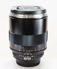 Zeiss 100mm f/2 Makro-Planar 2/100 ZF manual lens for Nikon