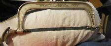 Vintage Rare Armstrong Blum Marvel Frame NO 12 hack saw,USA,1218 N,pat applied