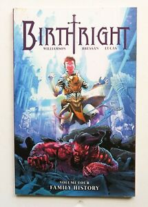 Birthright Vol. 4 Family History Image Graphic Novel Comic Book