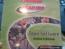 Scholastic Read 180 Stage C People & Cultures Teacher Resource HomeSchool