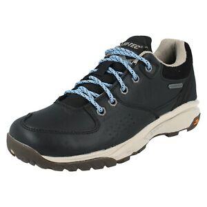 Ladies Hi-Tec Waterproof Walking Shoes - Wild-Life Lux Low i WP Womens