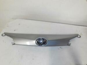 2018 Toyota Rav4 Rear Liftgate Finish Panel Trim 7680142903 2016 2017 Silver