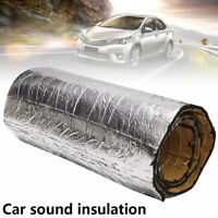 10mm Car Sound Proofing Deadening Insulation Heat Pads Closed Cell Foam Mat