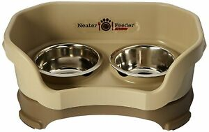 Neater Feeder Deluxe | Dog | Elevated Bowl Dish No Drip Mess Tip ALL SIZE COLORS
