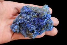 "Azurite Congo 3 1/2"" x 3"" 11 Oz AAA QUALITY Rock Mineral Chakra Healing Crystal"