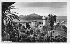 2697) DUBROVNIK (RAGUSA, CROAZIA) PANORAMA PARZIALE. VG. NEL 1942 CON P.M.