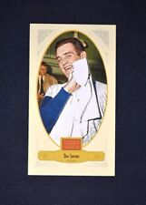 2012 Panini Golden Age Mini Crofts Candy Red Ink #70 Don Larsen - NM-MT