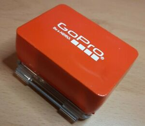 GoPro Standard Backdoor with GoPro Floaty Attached - Keeps your GoPro Afloat