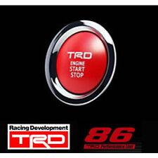 JDM TRD Push Start Switch Button TOYOTA 86 SCION FR-S FRS GT-86 FT-86 OEM JAPAN