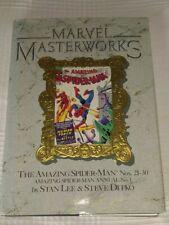 Marvel Masterworks The Amazing Spiderman vol.10 VF condition