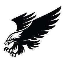 Sticker autocollant aigle pour DECO voiture, auto, moto, maison , porte