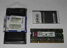 Kingston KVR800D2S6/2G 2GB DDR2 RAM 667 MHz SO DIMM 200pin Laptop memory module