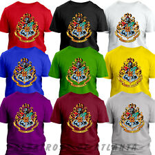 GRYFFINDOR HOGWARTS HARRY POTTER WIZARD DEATHLY HALLOWS T-shirts tops