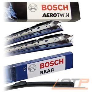 SCHEIBENWISCHER ORIGINAL BOSCH AEROTWIN A863S + HECKWISCHER A282H