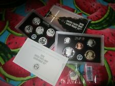 2020 Us Mint Silver Proof Set,(10 coins) plus you will get the W Reverse Nickel