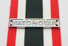 NATO/OTAN Bar for Canadian Special Service Medal, Reproduction
