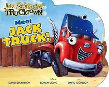 Meet Jack Truck! (Jon Scieszka's Trucktown)-ExLibrary