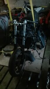 Fourche Complète Honda CBR1000 SC25