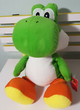 NINTENDO SUPER MARIO YOSHI PLUSH TOY! GAME SOFT TOY ABOUT 38CM SEATED KIDS TOY