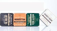 Scottish Fine Soaps Whisky Soap in a Tin Seife 4-er Set Geschenkset Whiskyseife