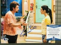 Emmanuelle Chriqui Signed 8x10 Photo Autographed Beckett BAS WITNESSED COA