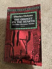 The Cricket on the Hearth: and Other Christmas Stories Autographed.