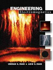 Engineering Electromagnetics by Aziz S. Inan and Umran S. Inan (1998, Hardcover)