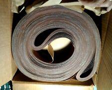 "3M Abrasives - THREE-M-ITE 2"" x 132"" Sanding RB Cloth Belts 280 Grit  -  25 Pack"