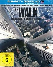 THE WALK (Joseph Gordon-Levitt) Blu-ray Disc, Schuber NEU+OVP