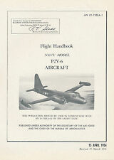 LOCKHEED P2V-6 NEPTUNE FH AN 01-75EEA-1 1954 / 1956