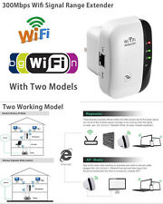 300Mbps Wireless Internet WiFi Router AP Repetidor Extensor Booster pared anexo