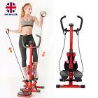 Multi-Functional Twist Stepper Machine with Handle Bar Cardio Training Fitness