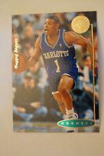 """NBA CARD - Upper Deck - """" SP Championship Series """" - Muggsy Bogues - Hornets"""