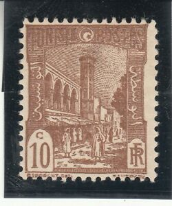Tunisia 1926. Land and People. 10c. Mint. Hinged.