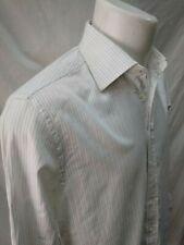 camicia uomo cotone canali misura 39 puro cotone