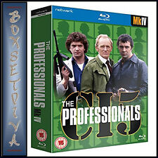 THE PROFESSIONALS -  MK IV *BRAND NEW BLURAY **
