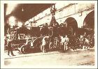 """LOCOMOTIVA IN COSTRUZIONE - 1902 - """"LA BREDA"""" 1886-1986"""