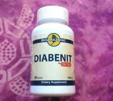 90 tablets DIABENIT BioAmazonic diabetic high blood DR NIE WENTAO natural HERB