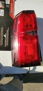 2015 to 2019 chevy suburban lh tail light