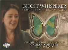 "Ghost Whisperer 3 & 4: G3&4-C13 Camryn Manheim ""Delia Banks"" Costume Card"