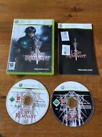 The Last Remnant (Microsoft Xbox 360, 2008) Game With Manuel